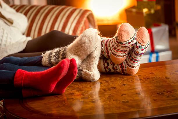 Funktionsweise von beheizbaren Socken